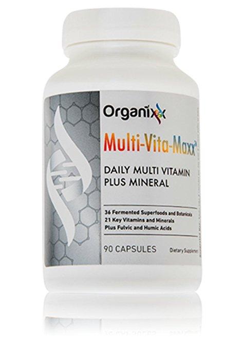 Multi Vita Maxx vitamins